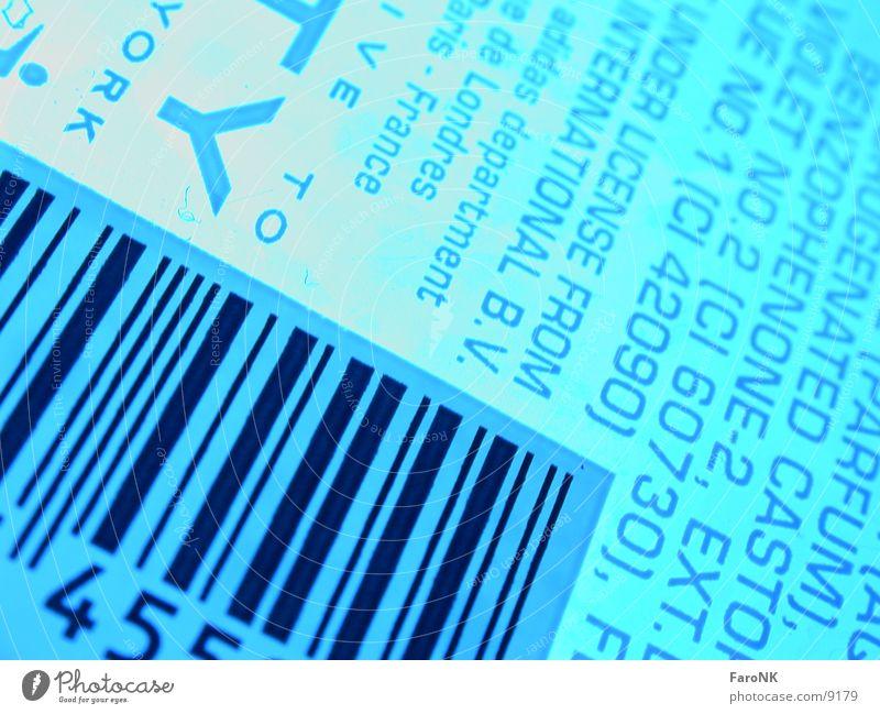 Etikett Schriftzeichen Barcode