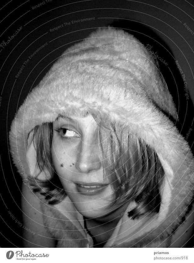 one more Ladypic... Frau Mensch Schwarzweißfoto