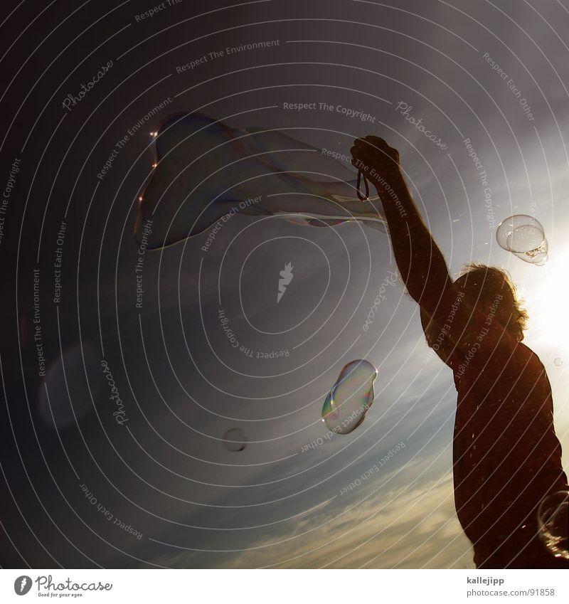 soapstar II Mensch Himmel Mann Sonne Hand Landschaft Freude Spielen Kunst Haare & Frisuren Erde Arbeit & Erwerbstätigkeit träumen glänzend Arme groß
