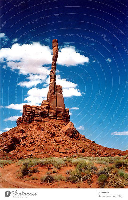 desert Natur Felsen Wüste