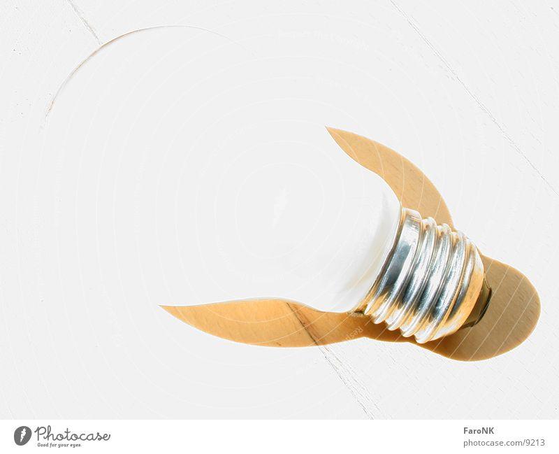Glühbirne hell Fototechnik