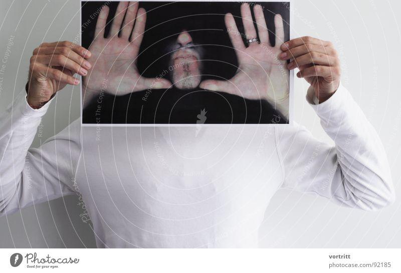 ausschnitt Mensch Mann Hand Beine Raum Kunst Bodenbelag Bild zeigen Schrank Kunsthandwerk aufreizend