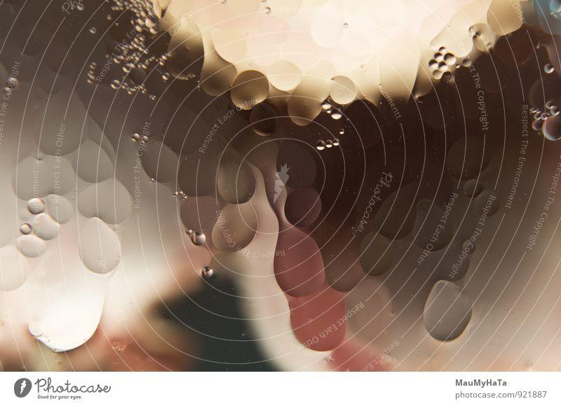 abstrakte Formen mit Flüssigkeiten Kunst Künstler Maler Kunstwerk Gemälde Medien Printmedien Neue Medien chaotisch Design elegant Kultur Kraft Stil Farbfoto