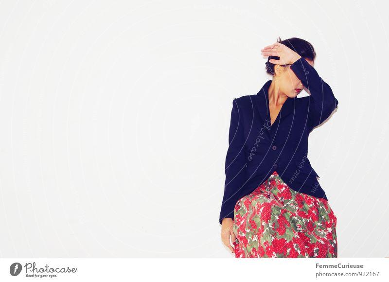 Diva_06 Mensch Frau Jugendliche Junge Frau 18-30 Jahre Erwachsene Gesicht feminin Stil Kunst Mode Lifestyle elegant Arme Wandel & Veränderung Kleid