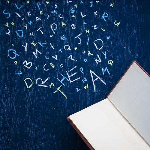 lustig Spielen fliegen Kunst Schule Freizeit & Hobby Lifestyle frei verrückt Schriftzeichen Fröhlichkeit Buch Kommunizieren Idee lesen fallen