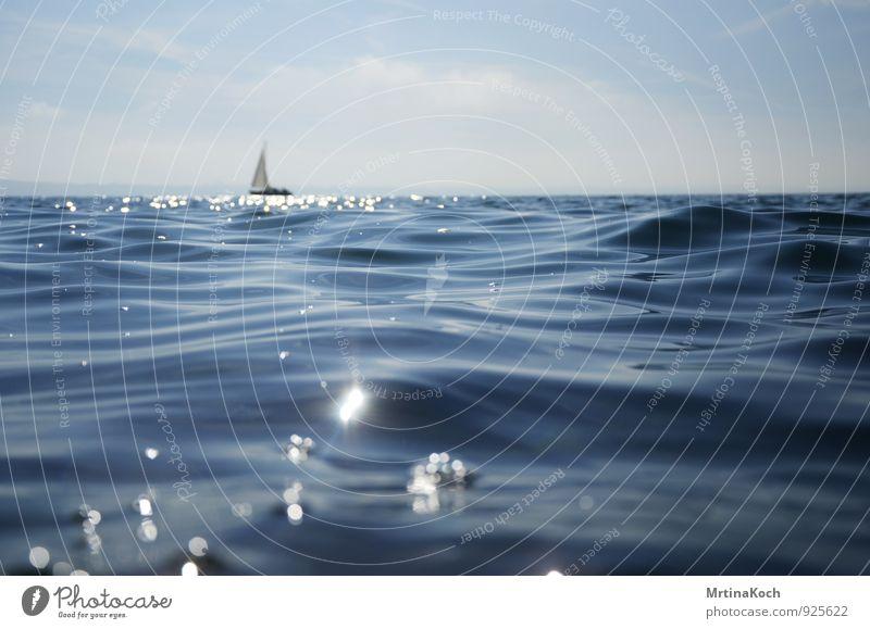 flicker. Ferien & Urlaub & Reisen Wasser Sommer Sonne Meer Strand Ferne Umwelt Herbst Küste Frühling Stil Lifestyle elegant Wellen Design