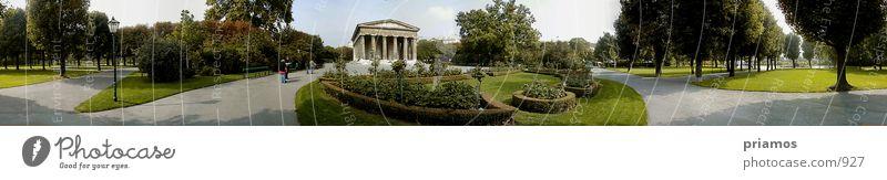 Volksgarten Natur grün Stadt Park Wien