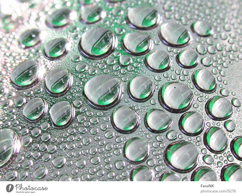 Tropfen Wasser Regen Wassertropfen