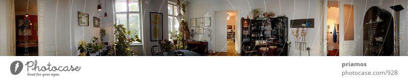 Esszimmer Pano Wohnung Architektur 360° Panorama