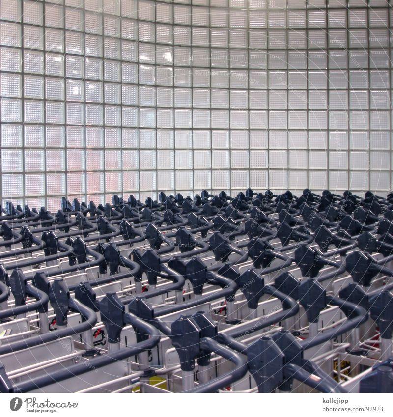 pixeltrolly Ferien & Urlaub & Reisen Wand grau Mauer Glas fliegen Luftverkehr Bekleidung rund Koffer Hemd Flughafen Anzug Tasche Abdeckung Biegung