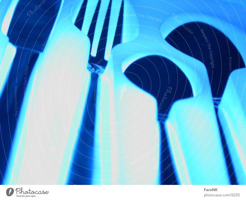 Besteck Messer Gabel Löffel