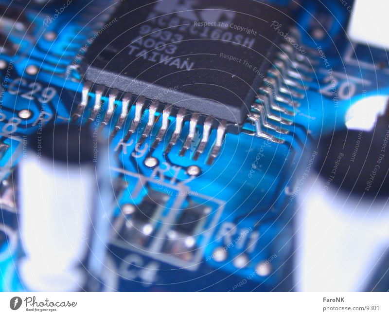Chip Computer Technik & Technologie Informationstechnologie Mikrochip Elektronik Elektrisches Gerät