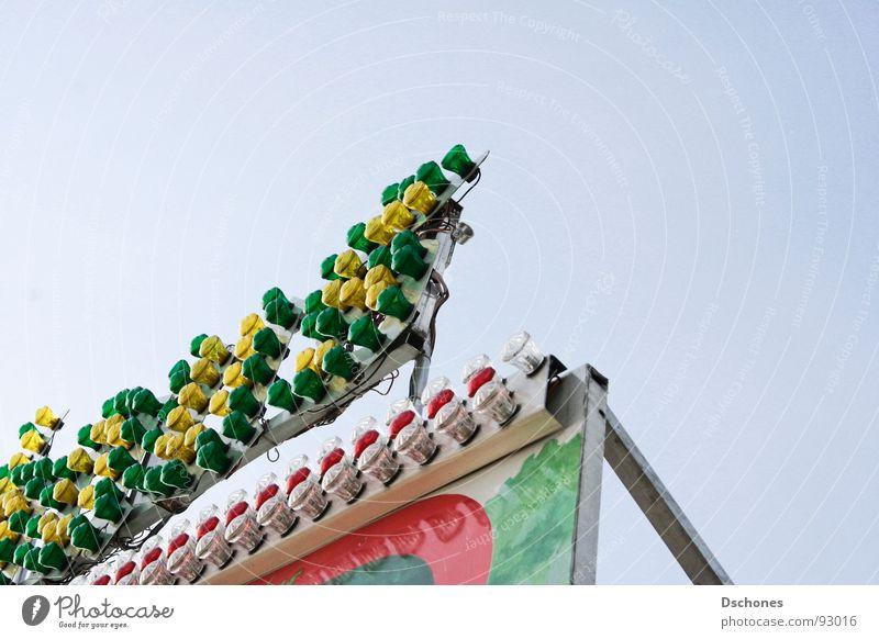 MITTAGSDICHT Freude Wissenschaften Werbung Jahrmarkt Zirkus z Buchstaben Rehkitz Schießbude Polkatänzer