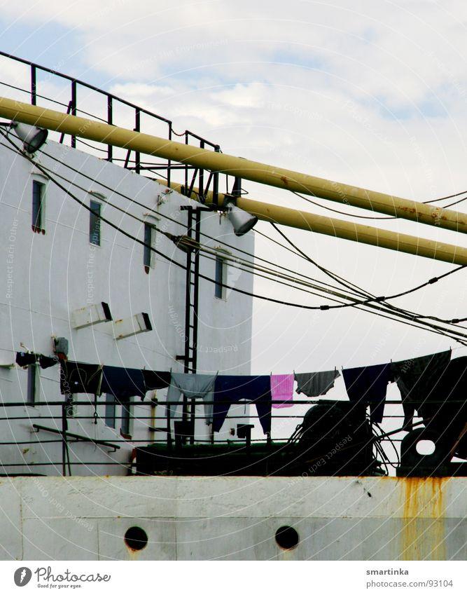 Fishermans Friends Einsamkeit See Wasserfahrzeug Trauer verfallen Verzweiflung Wäsche untergehen Fischer Seemann Wäscheleine Pirat entwenden Fischerboot