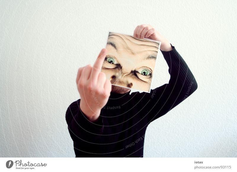 g8 gipfel G8 Gipfel Gesicht Finger Blick Aggression abstrakt gestikulieren Mittelfinger Täuschung Wut Ärger extrem resignieren ausfallen Kommunizieren Trauer