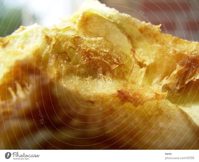 Alter Apfelstummel Frucht Apfel Biologische Landwirtschaft Produktion