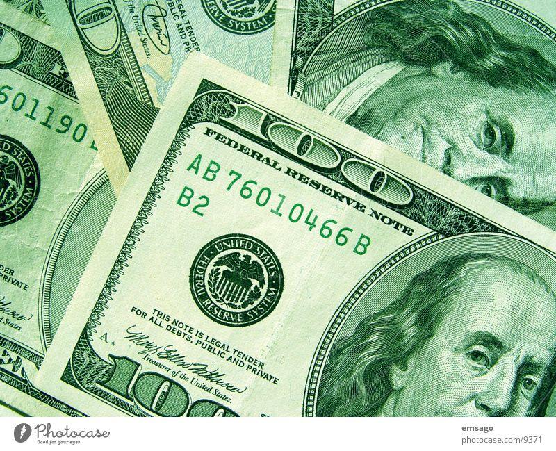 Jedeman  traum Geld US-Dollar Geldscheine Kapitalwirtschaft money