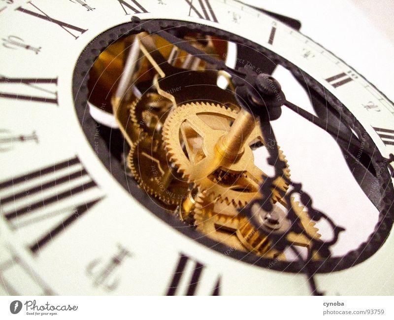 Zeiteisen Glück Stil Metall Innenarchitektur elegant Uhr Design Perspektive Häusliches Leben Ziffern & Zahlen Vergangenheit Wohnzimmer Ruhestand Lebenslauf