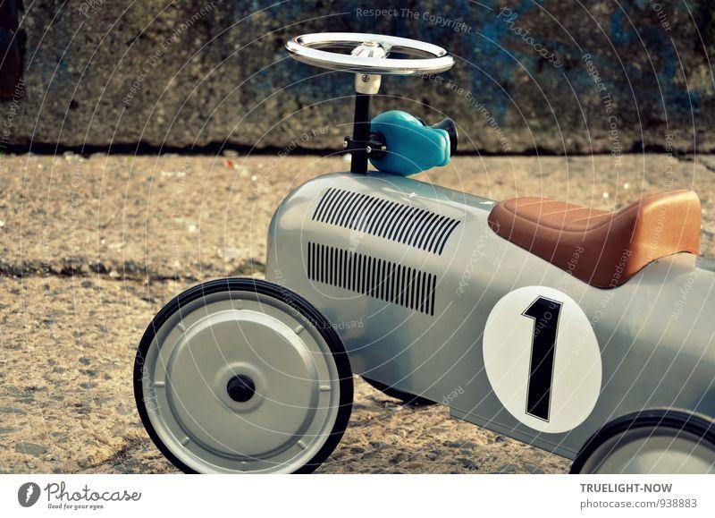 Formel 1 | 50! blau Freude schwarz Spielen grau braun Freizeit & Hobby Design Erfolg Fitness retro Zeichen Ziffern & Zahlen sportlich Spielzeug trendy