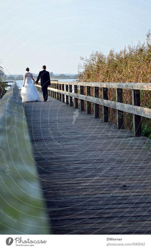 MAL Lifestyle elegant Stil schön Sightseeing Meer Hochzeit Mensch maskulin feminin Junge Frau Jugendliche Junger Mann Paar 2 18-30 Jahre Erwachsene Wasser
