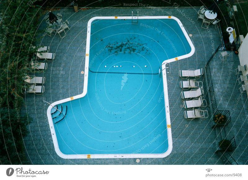 verfall Schwimmbad Liege Ferien & Urlaub & Reisen Hotel