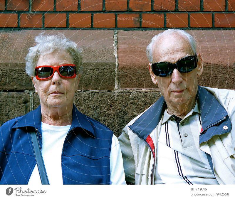 In memoriam SEK Oranienburg....... (Nr. 70) Mensch Frau Ferien & Urlaub & Reisen Mann alt Erholung Gesicht Senior Glück Kopf Familie & Verwandtschaft Zusammensein Kraft authentisch sitzen 60 und älter
