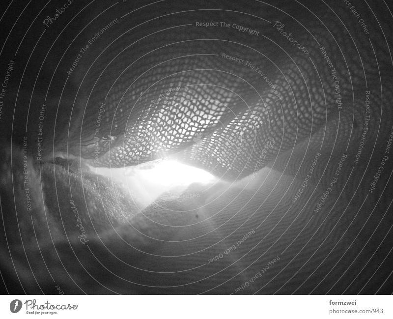 Gips Dinge Tunnel Licht Lichttunnel