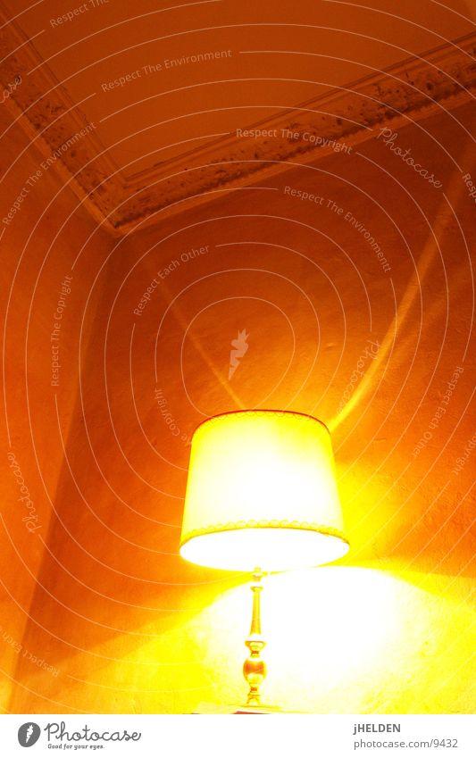 lampe Freude Wand Wärme Mauer Lampe Energiewirtschaft Elektrizität Häusliches Leben Physik Vertrauen Stuck Emotiondesign