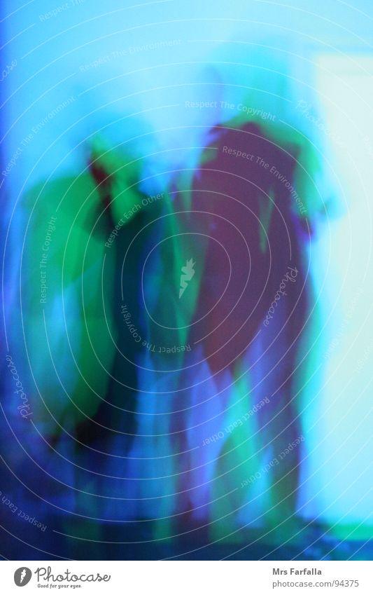 dance the whole night Tanzen Lightshow