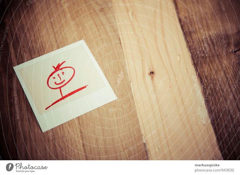 polaroid Lifestyle elegant Stil Design Büro Fotografie Fotografieren Fototechnik Polaroid Strichmännchen flizstift Zeichnung scribble Mensch maskulin feminin