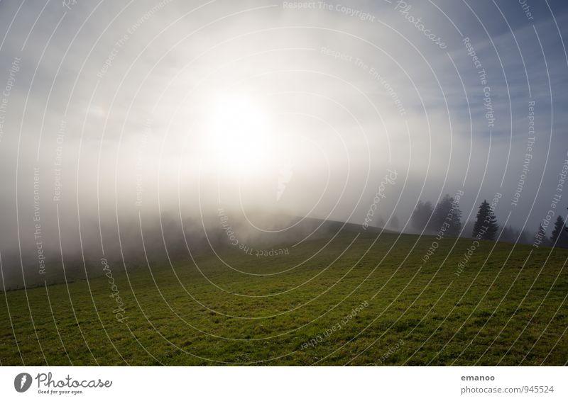Im Land der Wolken Himmel Natur Ferien & Urlaub & Reisen Pflanze Baum Sonne Landschaft Ferne Wald Berge u. Gebirge Umwelt Herbst Wiese Gras Wetter