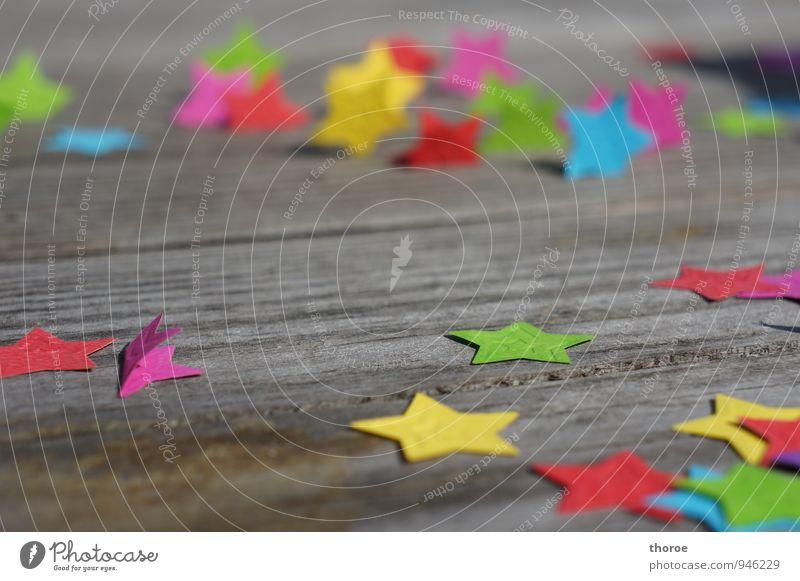 Sternchen Lifestyle Design Freude Glück Party Feste & Feiern Hochzeit Geburtstag Taufe Dekoration & Verzierung ästhetisch Freundlichkeit Fröhlichkeit Farbe