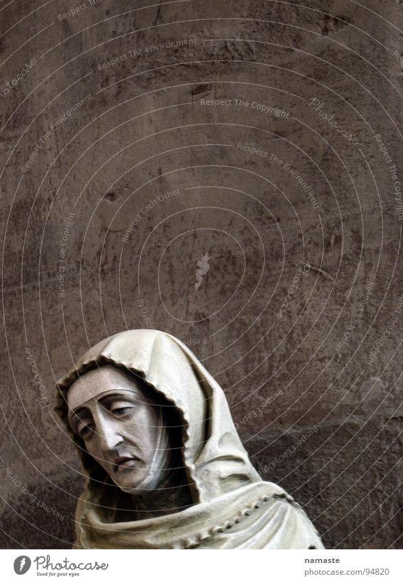 leiden der christen Tod Traurigkeit Denken Religion & Glaube Trauer Vergänglichkeit Schmerz Verzweiflung Jesus Christus Maria Ikonen