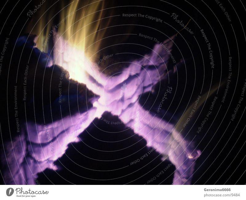 schwedenofen Licht Brand Rücken Flamme Wärme