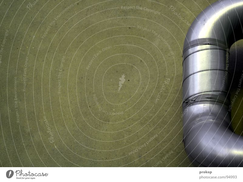 F.E.T.S.O. Einsamkeit Wand Linie Kraft Metall glänzend Erfolg Kraft Industrie Macht Technik & Technologie Küche einfach stark dick Stahl