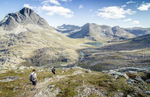 Unter den Wolken... Freizeit & Hobby Ferien & Urlaub & Reisen Ausflug Abenteuer Expedition Berge u. Gebirge wandern Gipfeltour Klettern Bergsteigen 2 Mensch