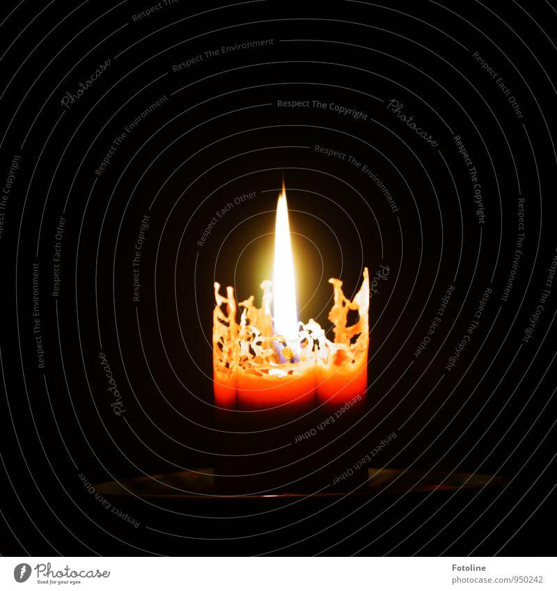 Geht euch ein Licht auf? Weihnachten & Advent Erholung rot ruhig Winter gelb Wärme Feste & Feiern hell Wohnung orange Kerze Wellness heiß Wohlgefühl harmonisch