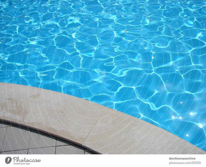 pools R 4 fools Wasser Meer Sommer Freude Ferien & Urlaub & Reisen ruhig Erholung Freiheit grau Stein Wärme Eis Wellen Beton frisch Coolness