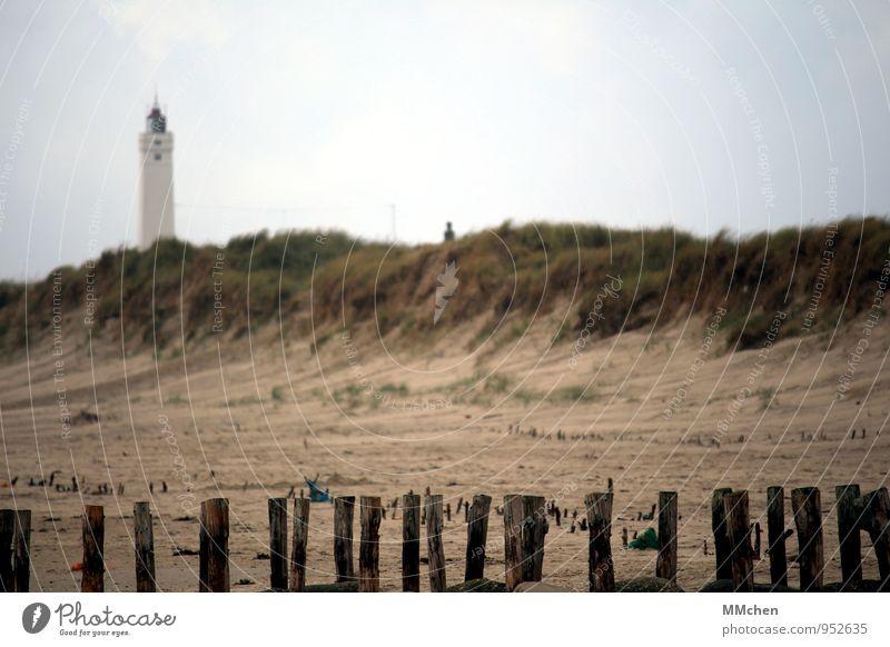 HindernisParcours Himmel Natur Ferien & Urlaub & Reisen Erholung Meer Einsamkeit Strand Herbst Küste Gras Sand Freizeit & Hobby Zufriedenheit Tourismus wandern