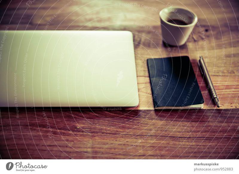 neourban hipster office 3.0 Stil Lifestyle Business Design elegant Erfolg Technik & Technologie Computer Zukunft Telekommunikation geschlossen einfach Kaffee