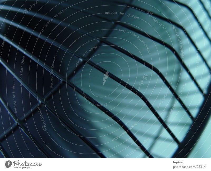 blow blau kalt Luft Technik & Technologie Gitter Fan kühlen Ventilator Flugzeugteile Elektrisches Gerät Schutzgitter