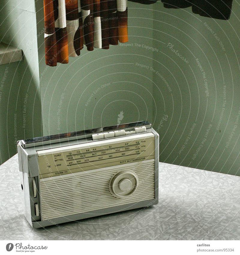 Stern 111 Kurzwelle Mittelwelle Langwelle Langeweile Dekadenz Freizeit & Hobby Qualität Radio RFT Alltransistor Feindsender Tal der Ahnungslosen DDR Deutschland