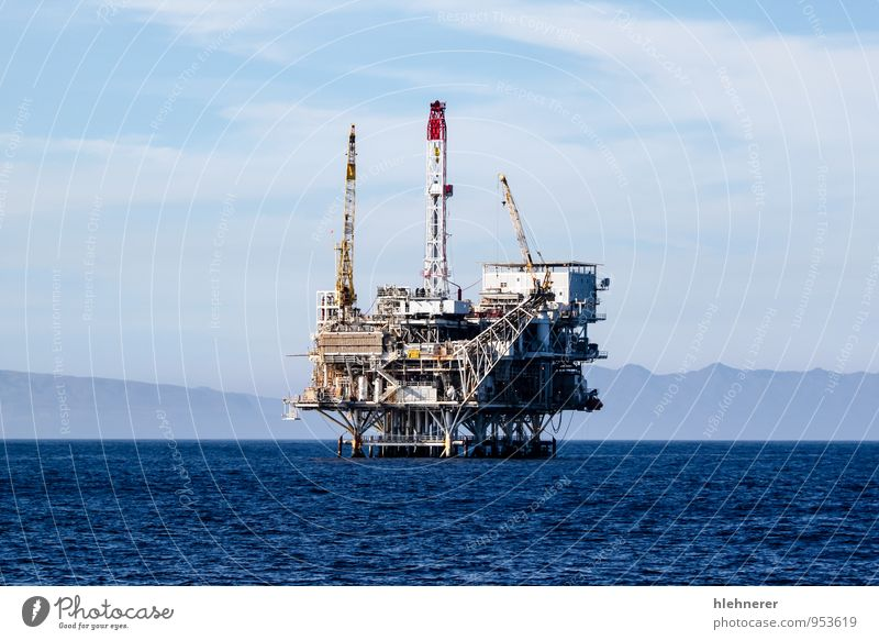 blau Meer Umwelt Küste natürlich Energie Technik & Technologie Insel Industrie Fabrik Röhren Erdöl Umweltverschmutzung industriell Benzin Kanal