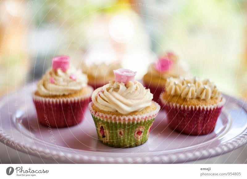 Cupcakes Ernährung süß lecker Süßwaren Backwaren Picknick Teigwaren Dessert Fingerfood