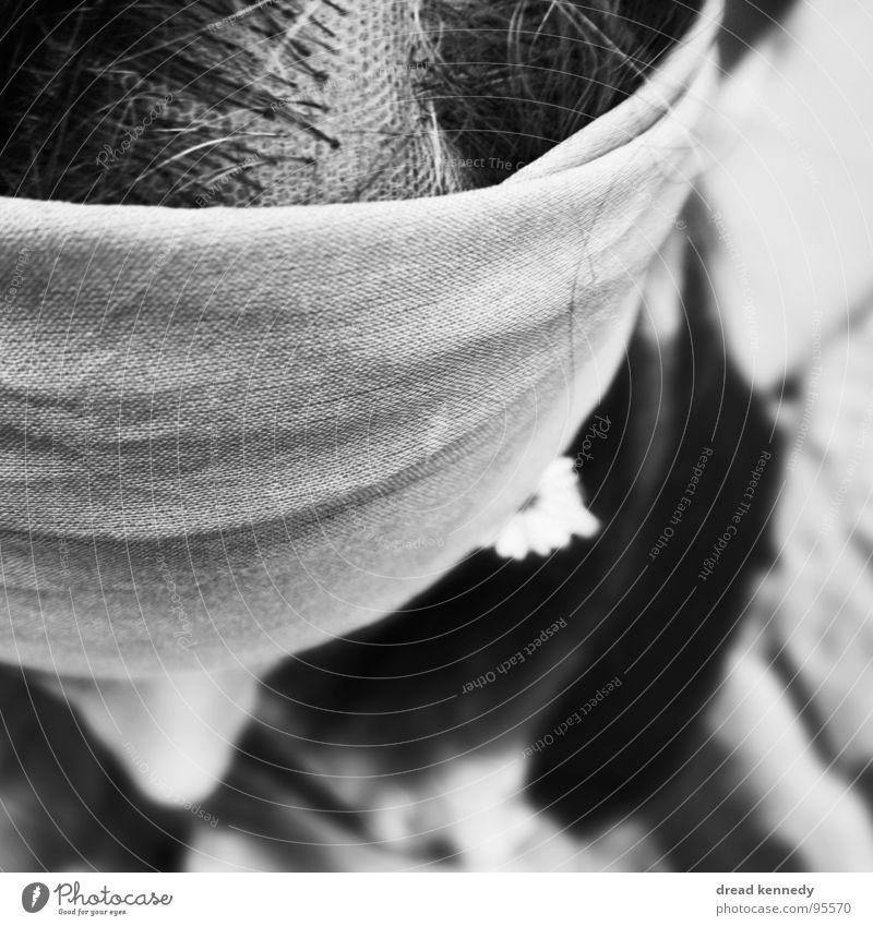 Montagsbrut Frau Mensch Blume ruhig Kopf Haare & Frisuren Zufriedenheit Vogel Freizeit & Hobby Haut Design Behaarung Bekleidung Coolness Stoff Gelassenheit