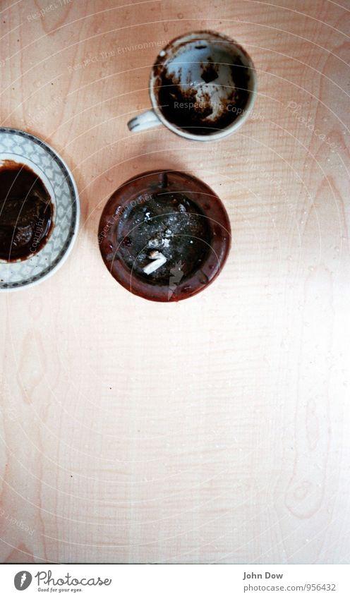 coffee and cigarettes Ferien & Urlaub & Reisen Rauchen trinken ästhetisch genießen Zufriedenheit türkischer kaffee Kaffeetasse Kaffeesatz Kaffeepause