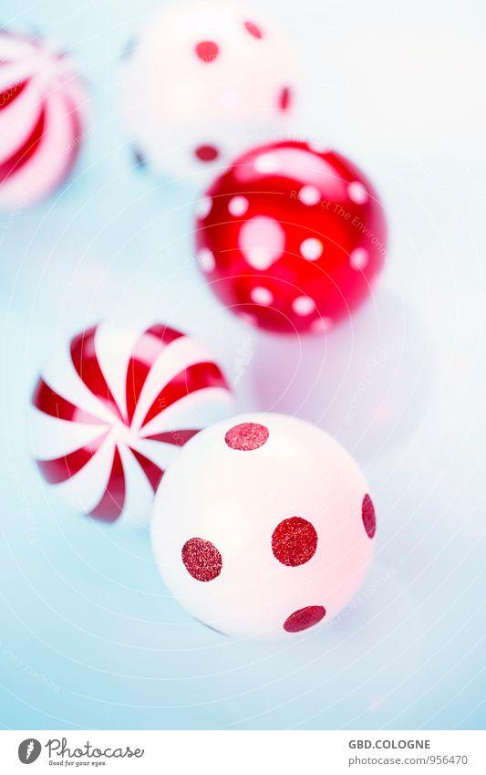 #15112014_0001 blau Weihnachten & Advent schön weiß rot Winter Innenarchitektur Feste & Feiern Wohnung frisch Dekoration & Verzierung modern Glas Fröhlichkeit