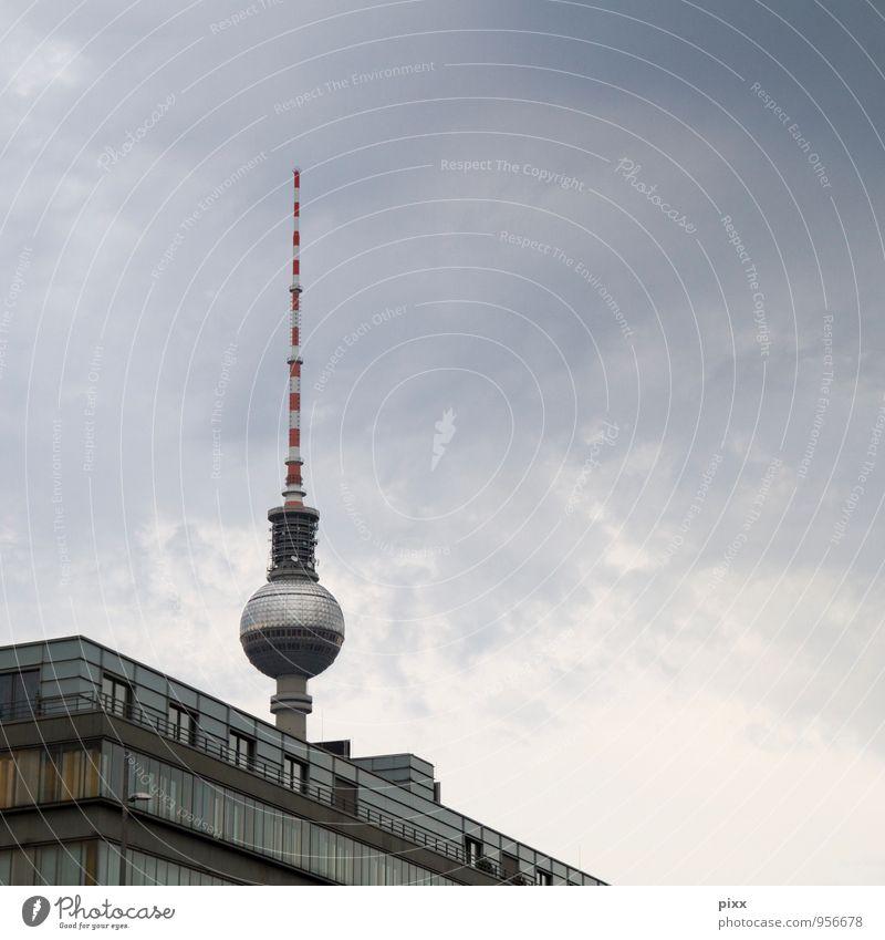 … arm aber sexy Ferien & Urlaub & Reisen blau Stadt Architektur grau Berlin Metall Lifestyle Tourismus Glas Technik & Technologie Beton Ausflug Spitze Beruf