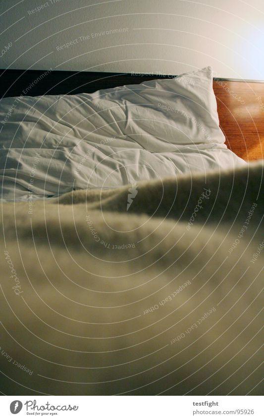 goodnight and good luck Hotel Abend Nacht schlafen Herberge Raum Durchreise stoppen ruhig Schlafzimmer room sleep silence