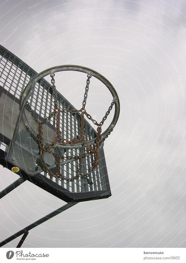 Basket Netz Freizeit & Hobby Korb Basketball